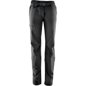 Maier Sports Lulaka Pantalon retroussable Femme, black
